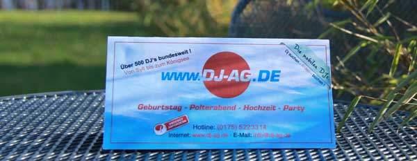 DJ-AG, DJ AG Hannover