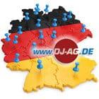 DJ Vermittlung für mobile Djs bundesweit