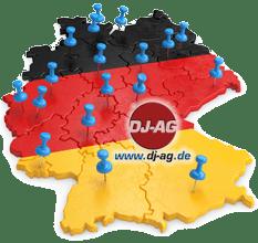 DJ Hildesheim, dj ag deutschland